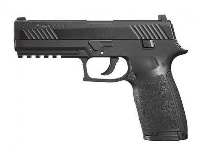 年度新品 Sig Sauer-P320 4.5mm/.177 CO2手槍 黑色