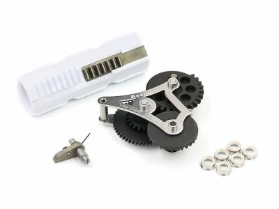 MODIFY 摩帝 2代/3代 8mm 齒輪箱用齒輪組(高射速15.05:1)