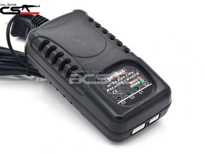 PROLUX LB3-LITE AC-2-3S 鋰聚/鋰鐵電池分壓平衡充電器