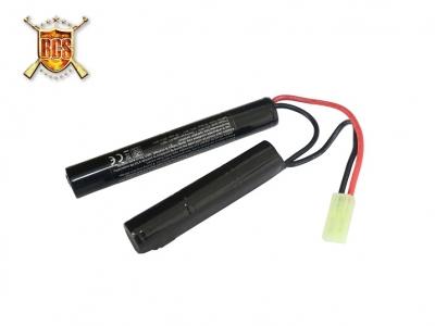 11.1V 1300mAh 二加一分離式 20C放電鋰聚合物高放電電池For前護木/海軍托