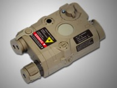 G&G 電池盒(含雷射指標器)-沙色