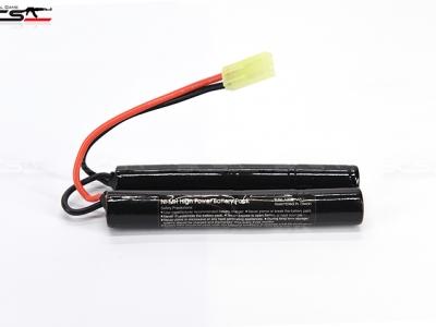 鎳氫電池 分離式高放電電池HP 2/3A 9.6V 1200mAh For 海軍托