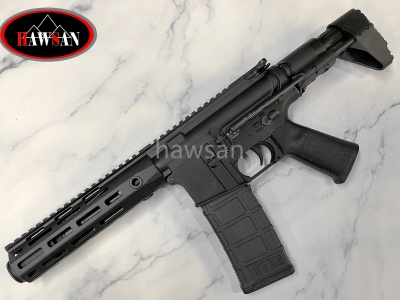 ARCTURUS PDW 全金屬 電子版機 AEG 電動槍 雙彈匣 鋼製精密管