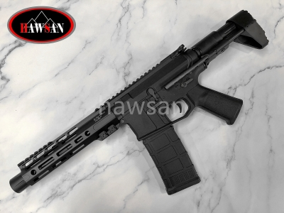 Arcturus Karambit ULR PDW MOD1 8' Ambi AEG Lite 全金屬 電子版機 電動槍 雙彈匣 鋼製精密管