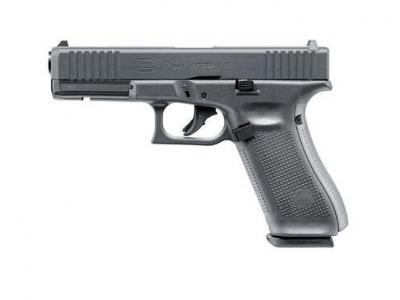 年底到貨 德製UMAREX G17 Gen5 T4E CNC 加工鋁製滑軌(7075)11mm鎮暴槍漆彈槍