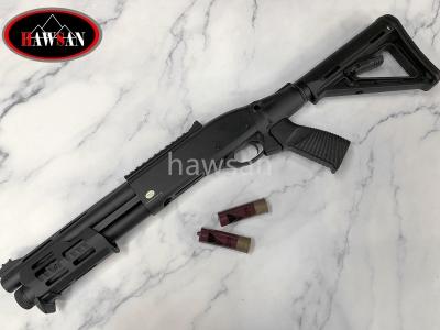 鬥牛士 MATADOR 金鷹 M870 瓦斯 散彈槍 霰彈槍 矮子 黑色 RNGCSG7B