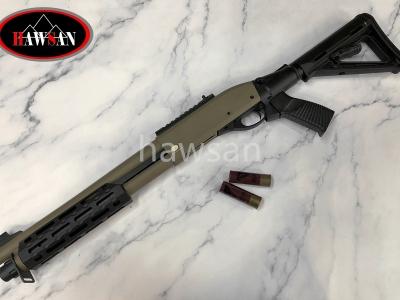 鬥牛士 MATADOR 金鷹 M870 瓦斯 散彈槍 霰彈槍 黑色 RNGSSG6D